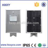 Poder superior todo do fabricante de China em uma luz de rua solar do diodo emissor de luz