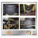 Gummireifen-Gummireifen-hydraulische Blase des Reifen-3-Wheeler, die Presse aushärtet