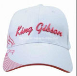 Embroidery Hat Fashion Promotional Custom Cap를 가진 Golf Cap 숙녀