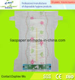 2015 Sell quente Cheap Comfortable Highquality Disposable Baby Diapers em Bales
