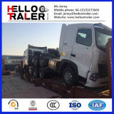 Cabeças do trator do veículo com rodas de Sinotruk HOWO 371HP 6X4 10 para a venda