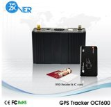 Voertuig Tracker met Driver identiteitskaart Identify, identiteitskaart rapport-Oct600