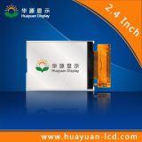 2.4 módulo de la pulgada TFT LCD con el panel de la pantalla táctil