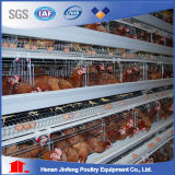 um tipo gaiola automática da galinha para a exploração agrícola de galinha da camada