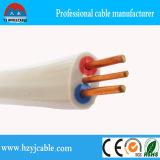 Câble de terre plat