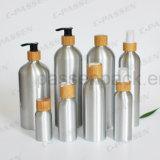 대나무 로션 펌프 (PPC-ACB-065)를 가진 장식용 알루미늄 병