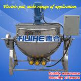 Elektrischer Mantelkessel mit Mischer (50-1000L)