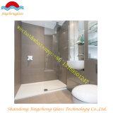 banheiro de 4-19mm/assoalho/vidro Tempered com SGS/CCC