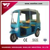 Tipo 3 rueda /Gasoline /Rickshaw Trike del taxi para el trabajador