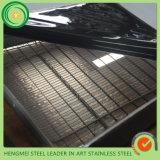 Fabricantes al por mayor del acero inoxidable de la hoja de acero del color del espejo 8k