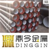 SBR Gasket Ring를 가진 ISO2531/En545/En598 Zinc Coating Ductile Iron Pipe