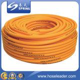 Fibre Braided Reinforce Colored High Pressure Corée Plastique PVC Moteur de pulvérisation d'eau agricole