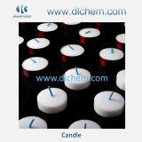 Varia vela de Tealight de la cera de parafina del color de la calidad excelente caliente de la venta