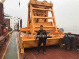 25t Shipcrane Remote Control Grab 6, 8, 10, 12 M3