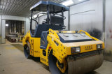 9トンの振動の道ローラーのアスファルト建設用機器(JM809H)