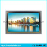 Beautiful Standard Size LED Slim Light Box Display