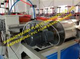 Machine de fabrication de plat de bâtiment de panneau de mousse de croûte de PVC