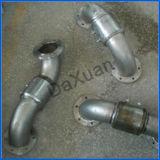 De Hydraulische Elleboog van uitstekende kwaliteit van de Hoge snelheid van de Olie de Verbinding van de Wartel van de Pijp van 180 Graad