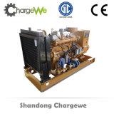 Ensemble de générateur de gaz à biomasse de 700kw à courant alternatif avec CE, ISO, BV