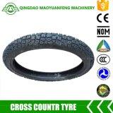 del neumático del neumático sin tubo del tubo de la motocicleta del camino 2.75-21