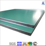 3mm 4mm 5mm Silver Brush Aluminum Composite Panel Aluminium Sanwich Panel