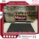 Küche-Matten-Gummiküche-Matten-Antibeleg-Gummimatten-Entwässerung-Gummi-Matte