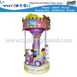 Miúdos dos desenhos animados Brinquedos elétricos Carrousel equipamentos da (A-11504)
