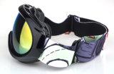 Sport-Glas-Antinebel PC Objektiv-Winter-Schutzbrillen für Snowboarding