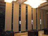 Het Behandelen van de Muur van het Huis van de Kwaliteit van het Aluminium van de Fabrikant van China het Uitstekende Binnenlandse Decoratieve Opereerbare Systeem van de Verdeling