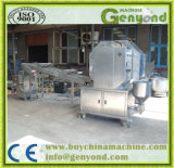 Instalación de procesamiento automática de la hoja de Samosa de la calefacción de gas