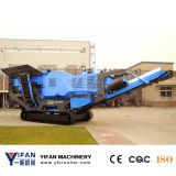 최신 Selling 및 Low Price Crawler Cone Crushing Plant