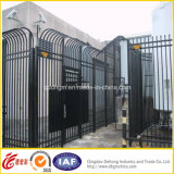 가공하는 Iron Security Fence 또는 Galvanized Security Fence