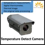 Macchina fotografica del Thermal del IP dello scanner PTZ di rilevazione di temperatura