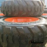 Industrieller Reifen-Gabelstapler-Reifen-Schienen-Ochse-Reifen mit Felgen-Montage-Reifen und Rad