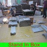 Handel DIY van het Aluminium van de douane toont de Draagbare Modulaire het Product van de Tentoonstelling van de Vertoning