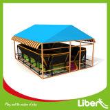 Im FreienAmusment Park Jumping Trampoline mit Tent