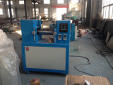 Het Mengen zich van het laboratorium Molen voor Rubber en Plastiek