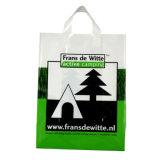 El LDPE imprimió las bolsas respetuosas del medio ambiente de la maneta del bucle (FLL-8369)