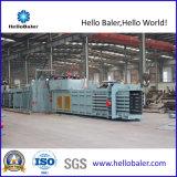 Horizontale automatische Altpapier-Ballenpreßmaschine mit Förderanlage (HFA20-25)