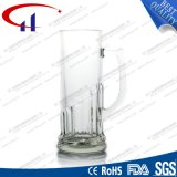 Taza del vidrio de 490ml Súper Flint para la cerveza (CHM8067)