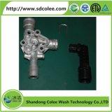 Couverture durable de pompe d'acier inoxydable