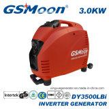 3000W de digitale Generator van de Omschakelaar met Karretje