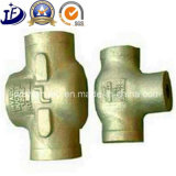 Piezas de la válvula del molde del arrabio de la arena del bastidor del metal del molde del aluminio/del bronce del OEM