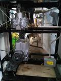 Stazione di servizio per il singolo modello e la visualizzazione dell'affissione a cristalli liquidi due