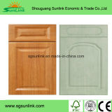 Kitchen Furniture PVC Film MDF Kitchen Cabinet Door