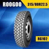 Nuevo neumático radial calificado barato 315/80r22.5 del carro del neumático 315/80r22.5 del carro de China