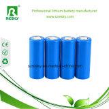 Paquete 11.1V 18650 2600mAh de la batería para la luz Emergency