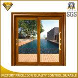 Bester Preis-Aluminiumausgeglichenes Glas-Innenschiebetür für Landhaus