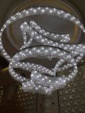 호텔 프로젝트 수정같은 큰 샹들리에 램프 (KA312)