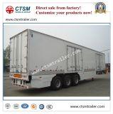 Caixa Térmica Refrigerada / Caminhão Semi-Reboque Semi-Reboque